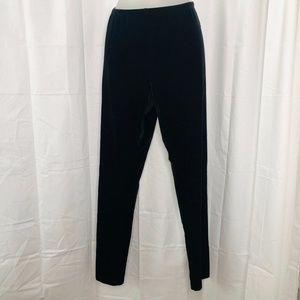 Chico's Velvet Leggings